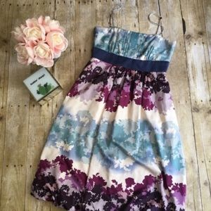 Max and Cleo Bubble Skirt Dress Size 6